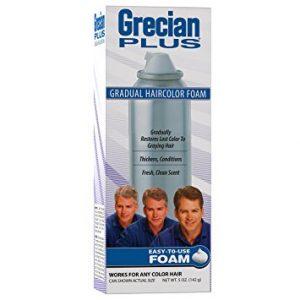 Spuma pentru par grizonat - alb carunt - Grecian Plus